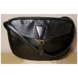 LV Epi Jeune Fille Mm Crossbody Bag